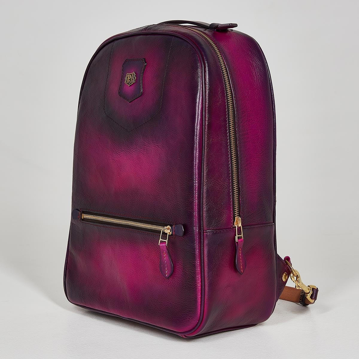 City backpack ASPEN violet ink & magenta