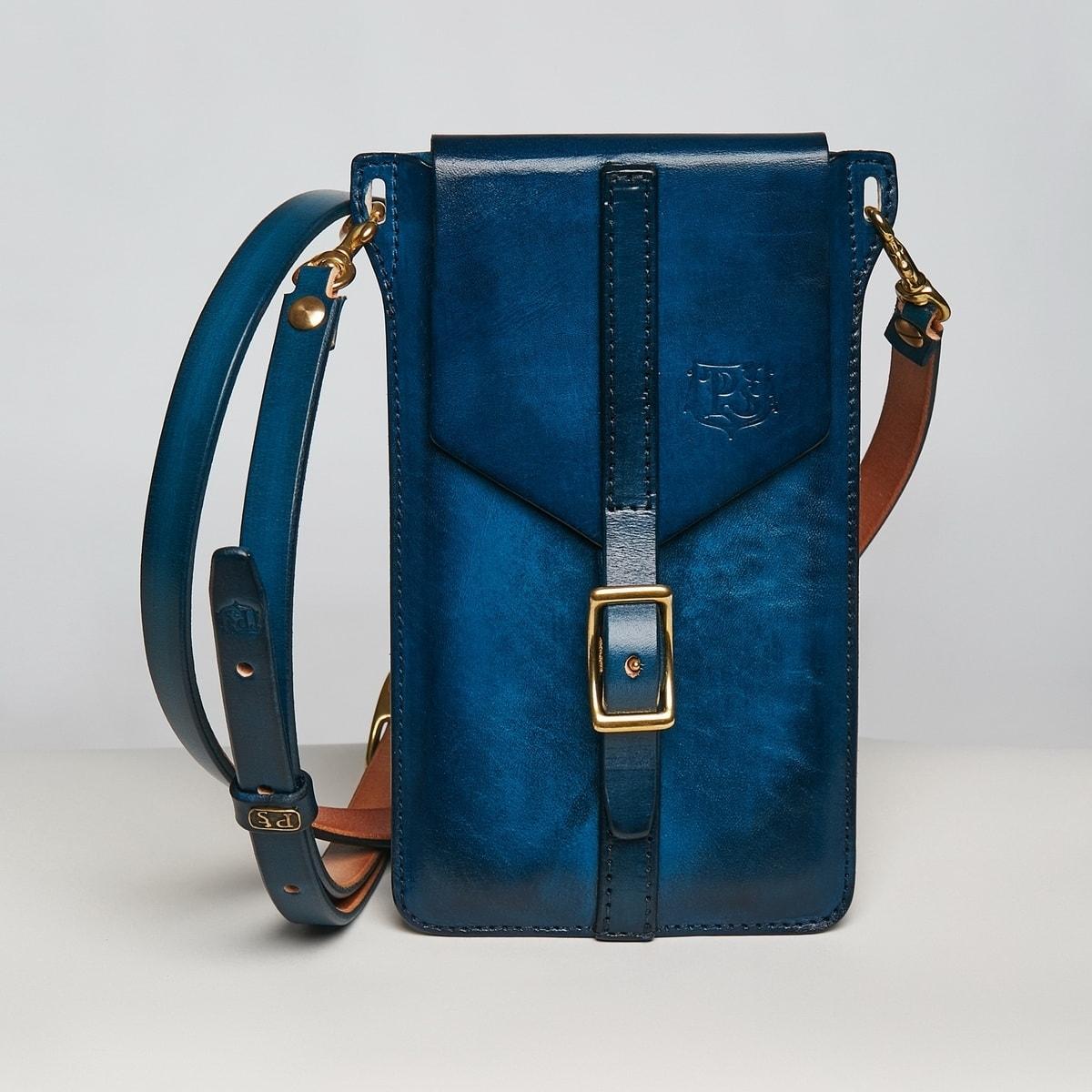 Travel case FIJI sapphire blue