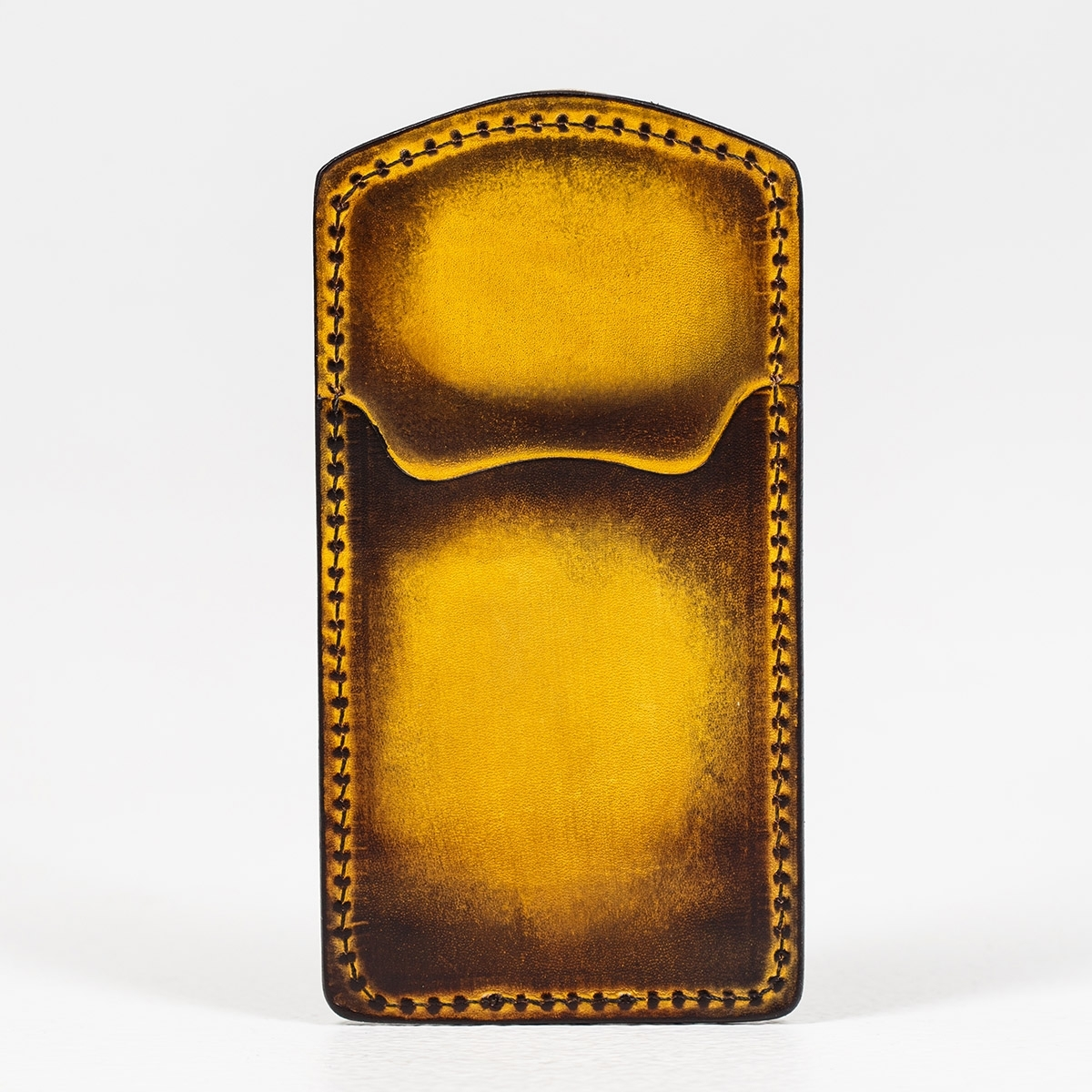 Cardholder TOWER bright mustard
