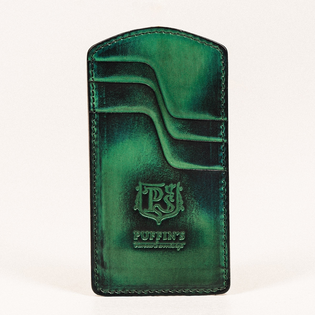 Cardholder TOWER grassy green