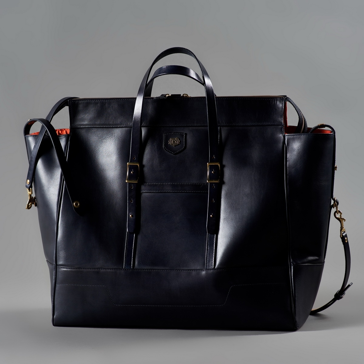 Travel bag WEEKENDER midnight blue
