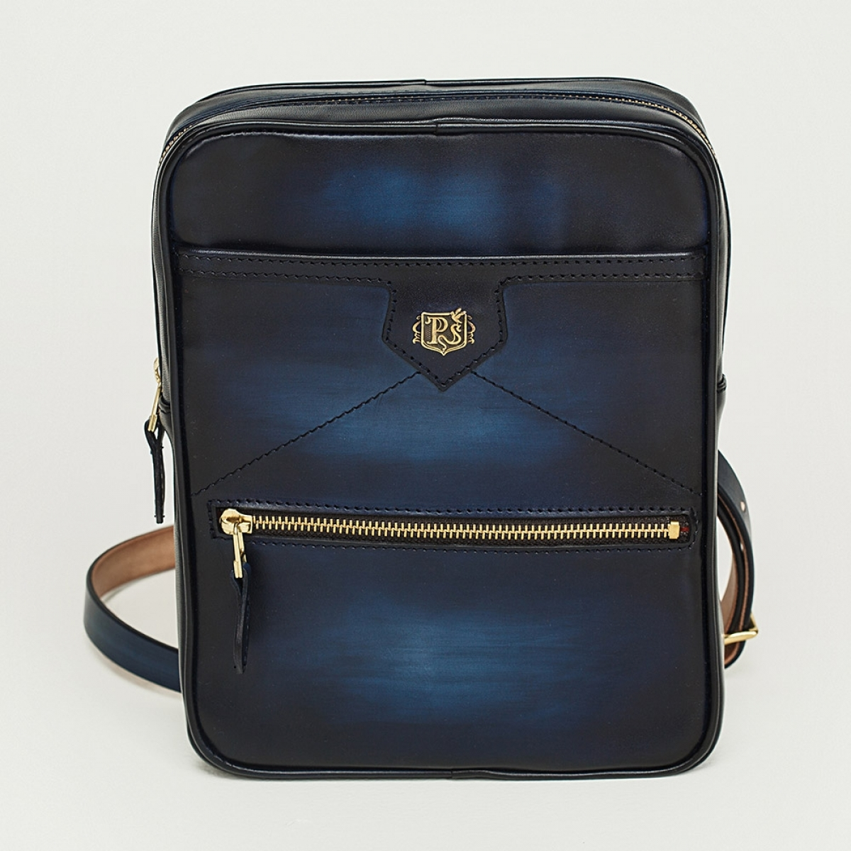 Crossbody bag MEZZO midnight blue