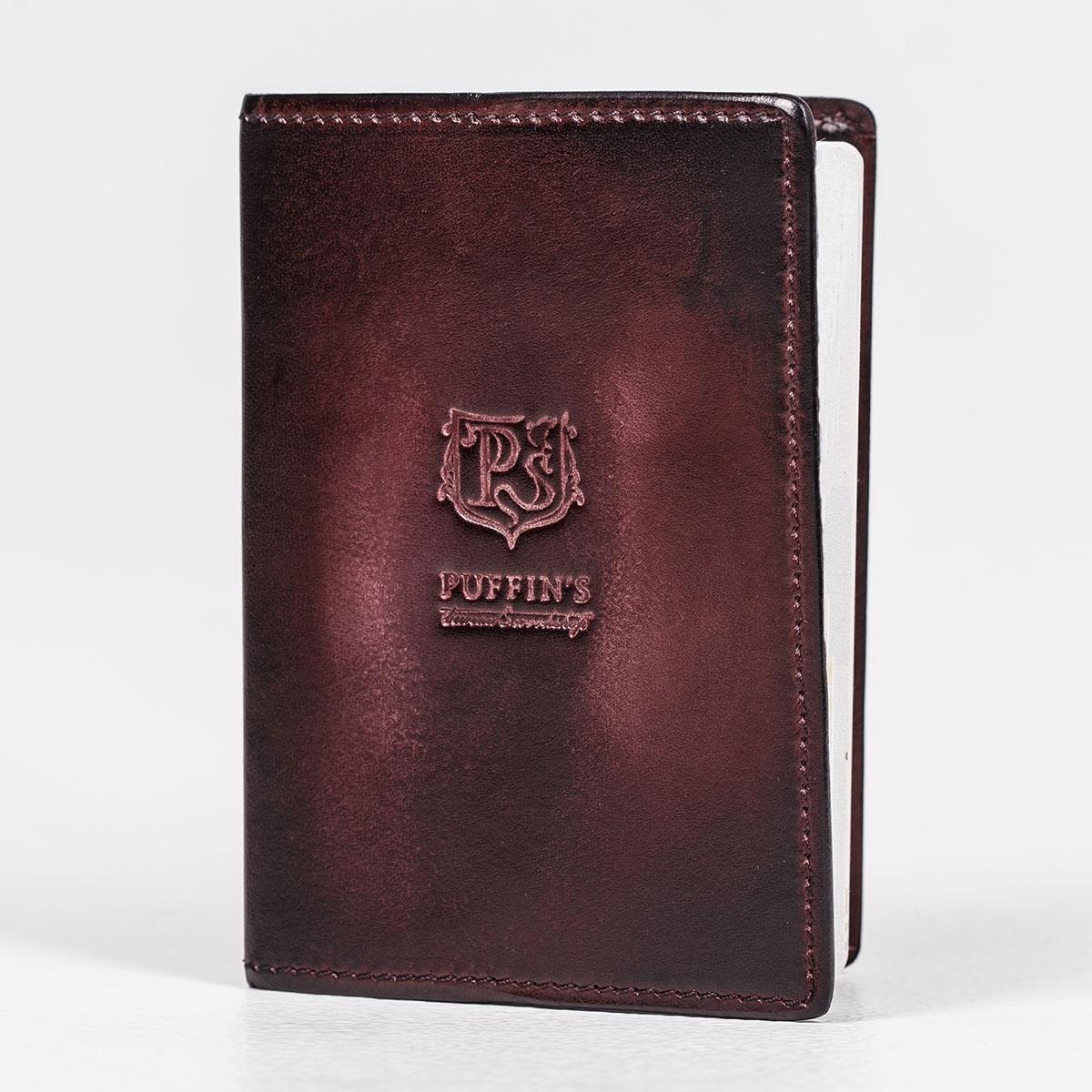 Обложка для паспорта CYNARA бордо