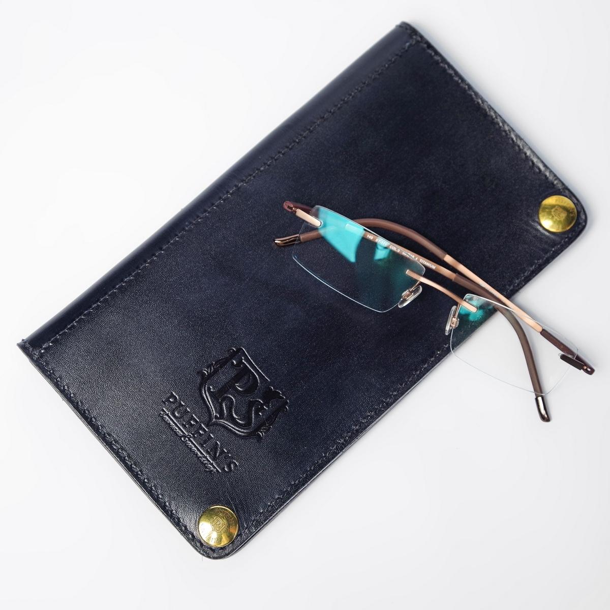 Long wallet LONG ISLAND midnight blue