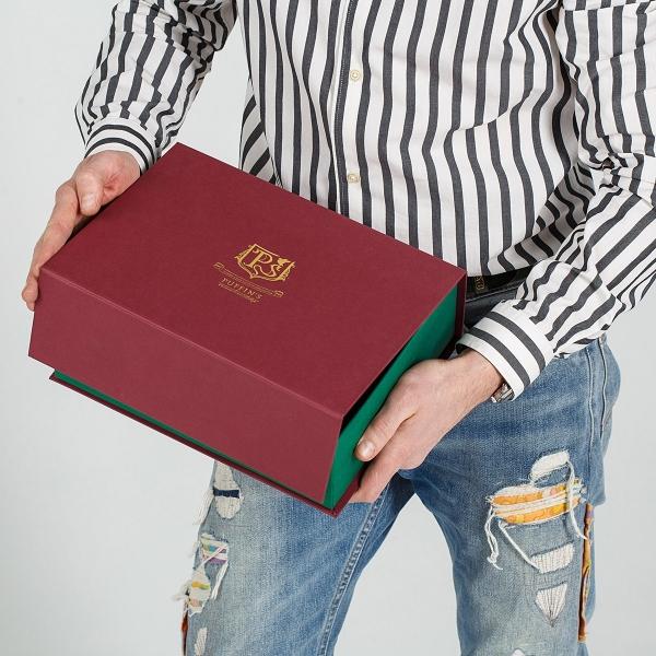 Традиционный джинсовый ремень шириной 32 мм чернильный