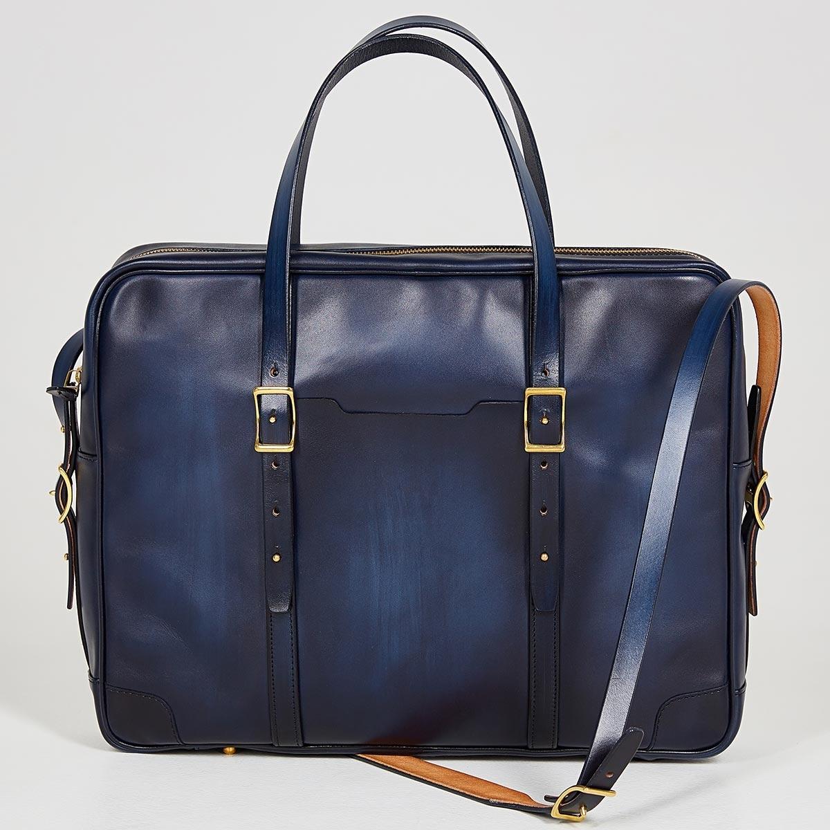 """портфель dapper 17"""" синий глубокий"""