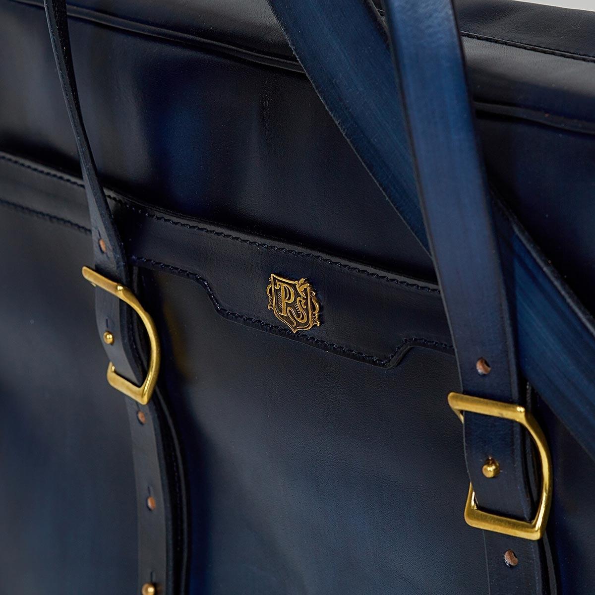 Briefcase  DAPPER 17'' midnight blue