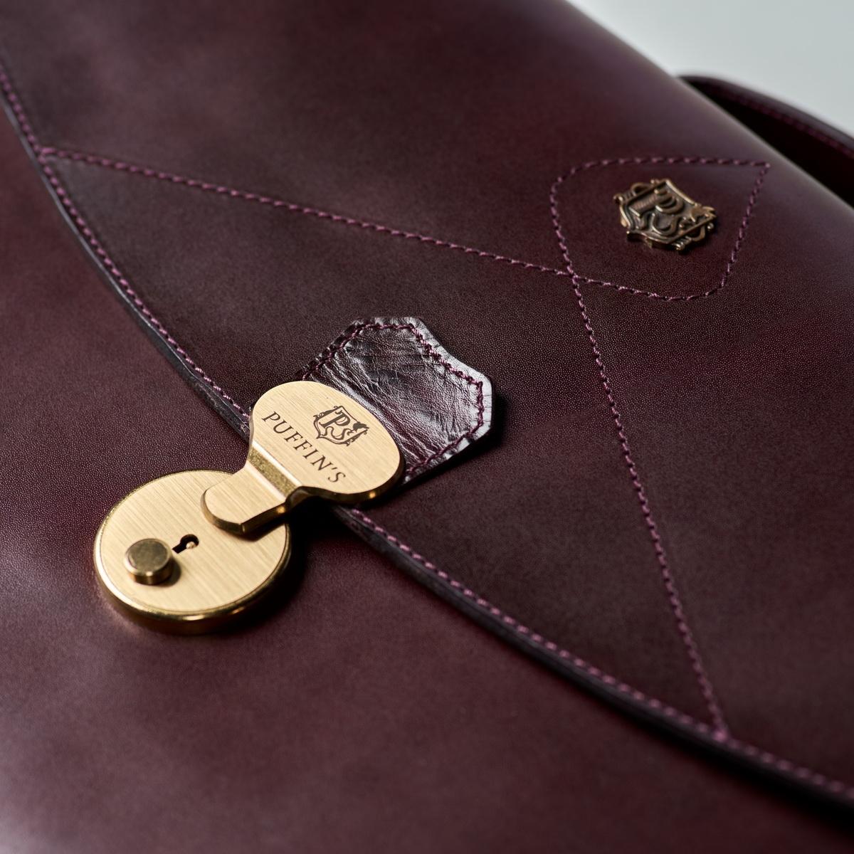 портфель elegance бордо