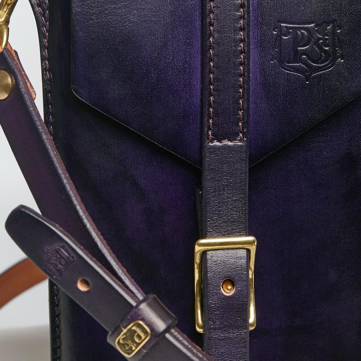 Travel case FIJI violet ink