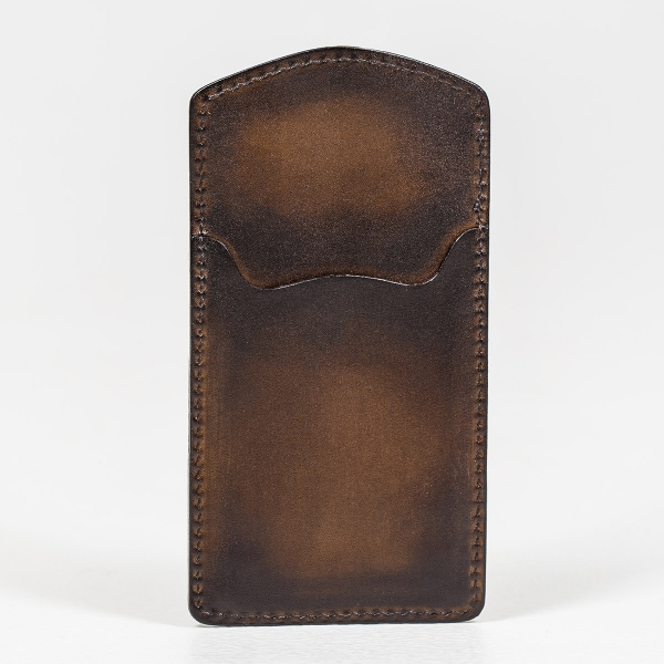 Cardholder TOWER chestnut