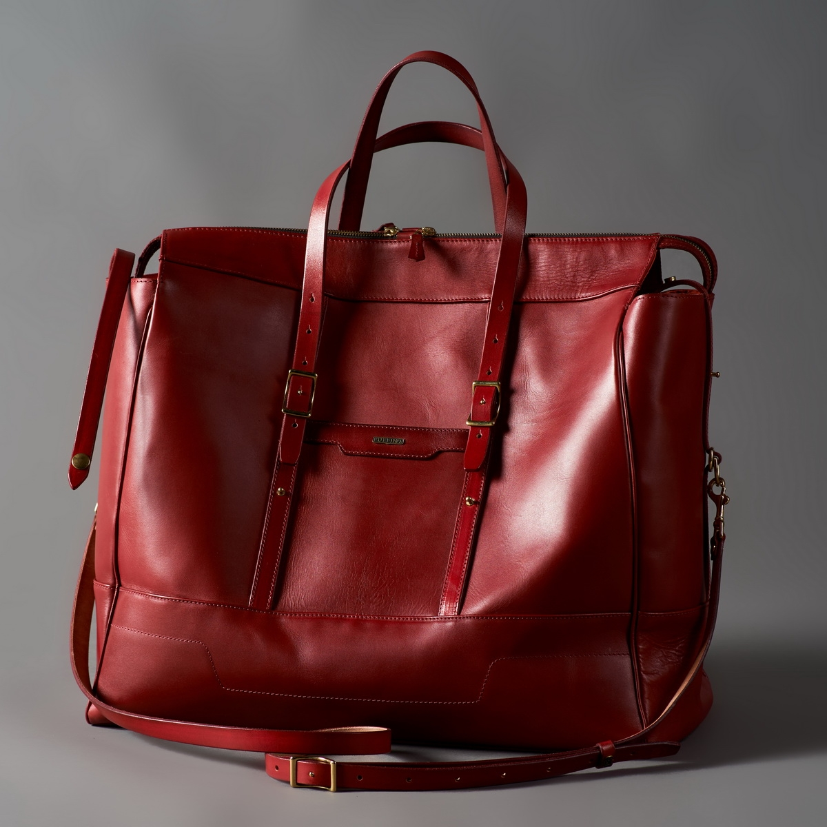 дорожная сумка weekender красная смородина