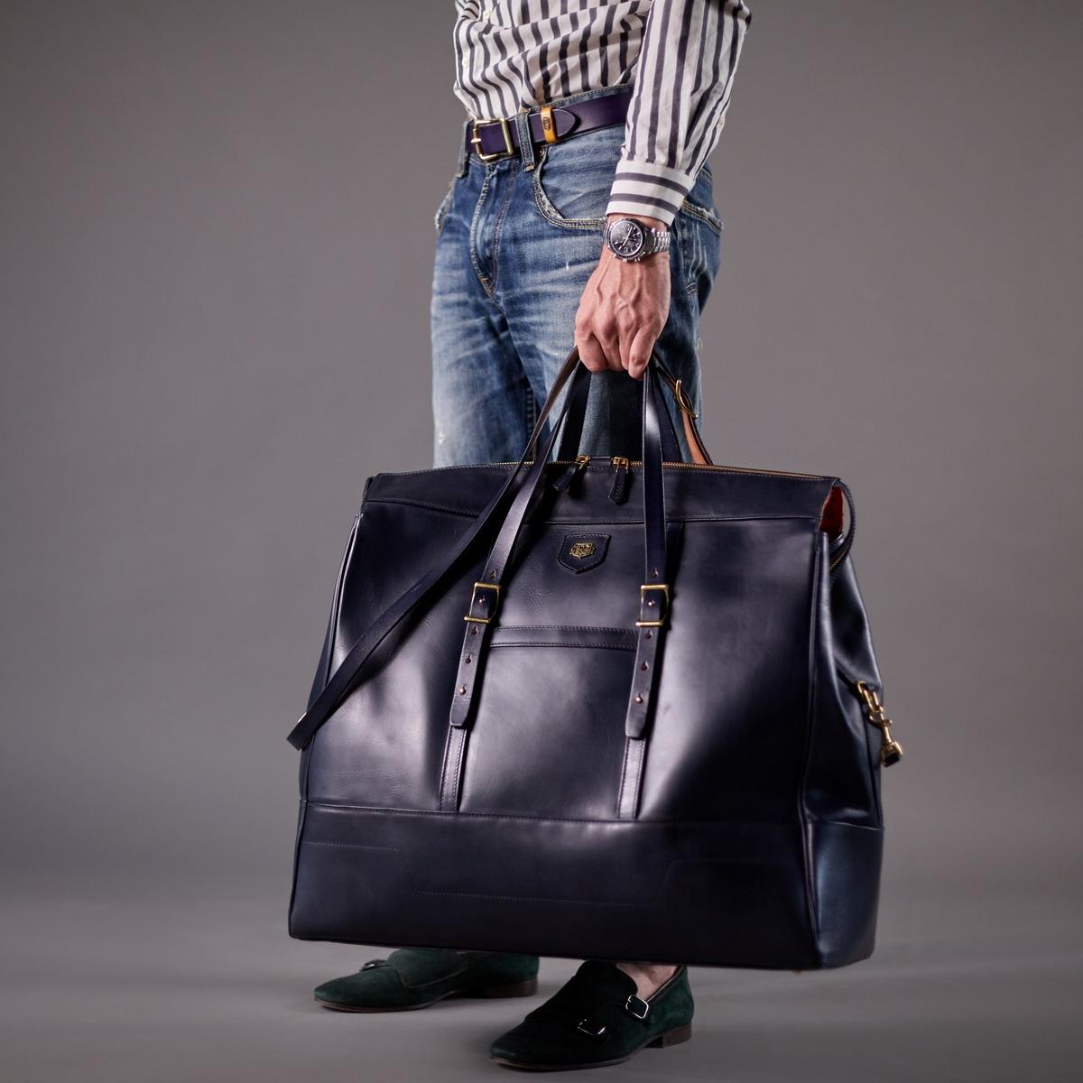 дорожная сумка weekender синий глубокий