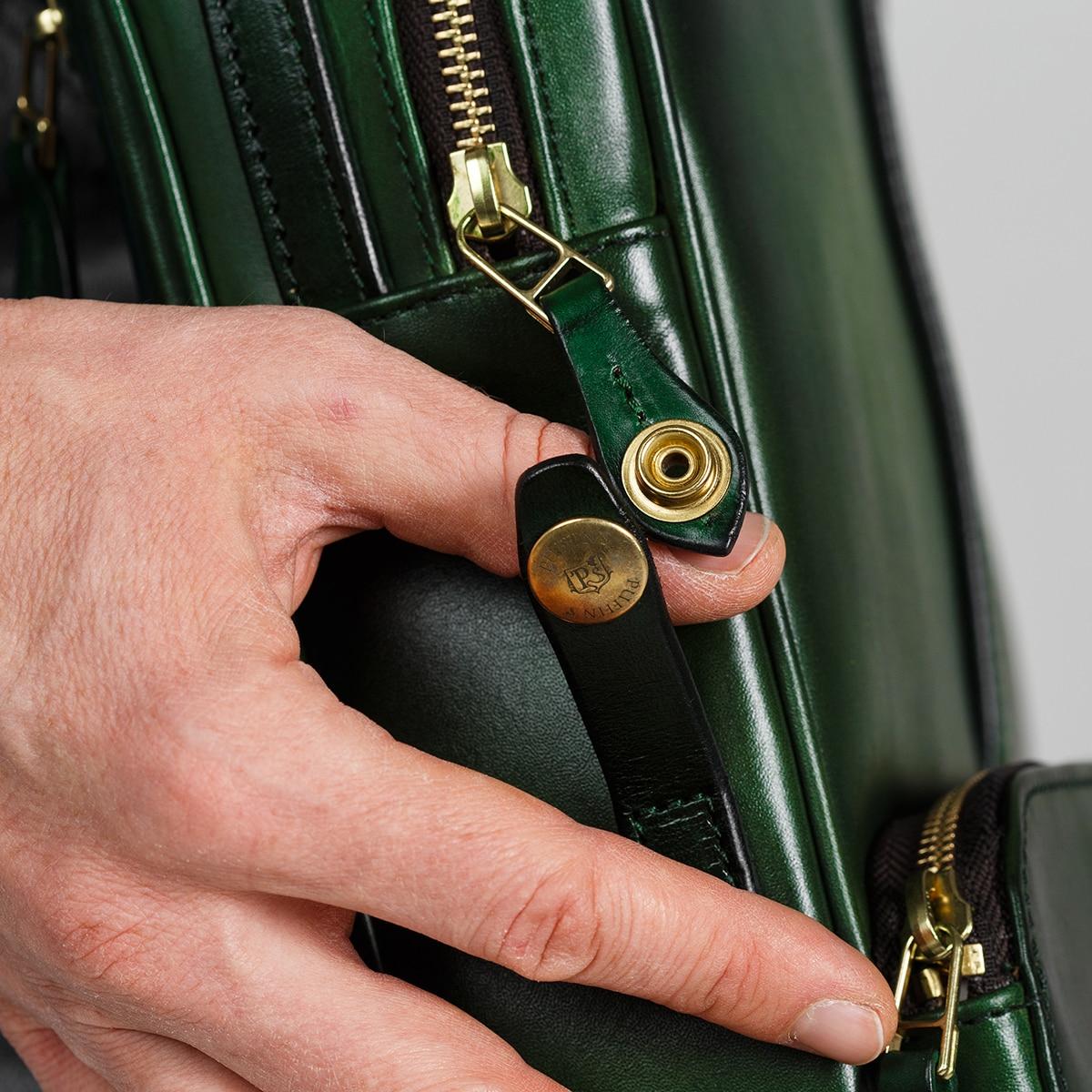 Сумка-рюкзак CHELSEA зеленый травяной